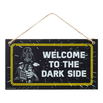 Cartello Star Wars - Fathers Day - Welcome to the dark side, NNM, Star Wars