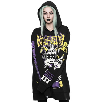 Felpa unisex con cappuccio KILLSTAR - Technomet, KILLSTAR