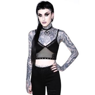 Top da donna KILLSTAR - Terrorizer Fishnet Top, KILLSTAR