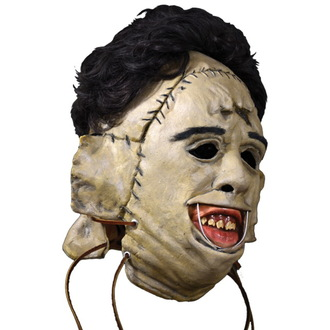 Maschera The Texas Chainsaw Massacre MaskMaschera - Adult's Latex - 1974, NNM
