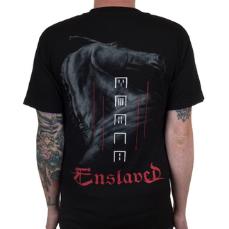 t-shirt metal uomo Enslaved - Horse - INDIEMERCH, INDIEMERCH, Enslaved