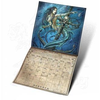 Calendario 2018 ALCHEMY GOTHIC - The Rose Mysterium, ALCHEMY GOTHIC
