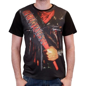 t-shirt film uomo The Walking Dead - SUBLI/BLACK - LEGEND, LEGEND, The Walking Dead