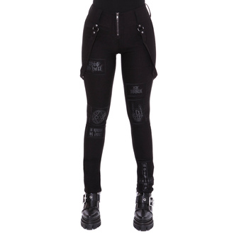 Pantaloni da donna KILLSTAR - Toxic City Trousers, KILLSTAR