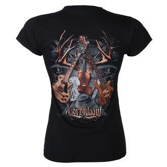 t-shirt metal donna Korpiklaani - SHAMAN DRUM - RAZAMATAZ, RAZAMATAZ, Korpiklaani