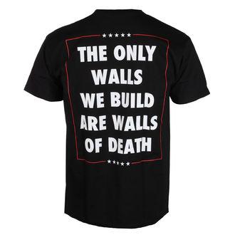 t-shirt metal uomo Municipal Waste - The only walls we build - NUCLEAR BLAST, NUCLEAR BLAST, Municipal Waste