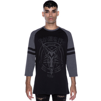 T-shirt da uomo con maniche a 3/4 KILLSTAR - Trailblazer, KILLSTAR