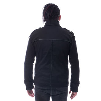 giacca invernale - TRAX - CHEMICAL BLACK