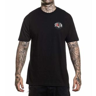 t-shirt hardcore uomo - TRIGGER HAPPY - SULLEN, SULLEN