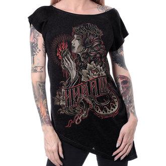 t-shirt hardcore donna - CEREMONY - HYRAW, HYRAW