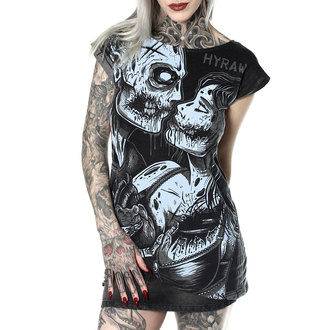 t-shirt hardcore donna - FOREVER - HYRAW, HYRAW