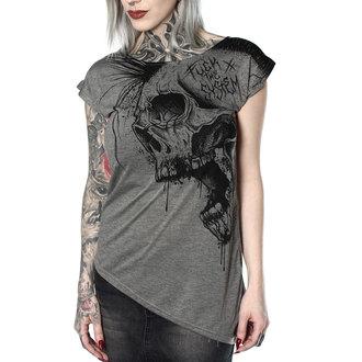 t-shirt hardcore donna - PUNK SHIT - HYRAW, HYRAW
