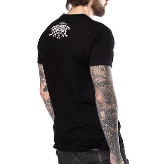 t-shirt hardcore uomo - BARON - HYRAW, HYRAW