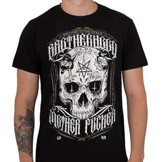 t-shirt hardcore uomo - BROTHERHOOD - HYRAW, HYRAW