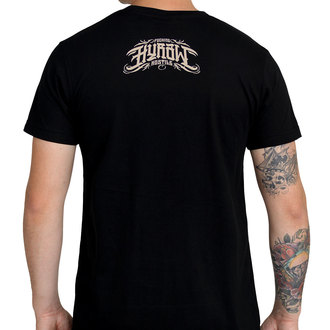 t-shirt hardcore uomo - BLACK CHURCH - HYRAW, HYRAW