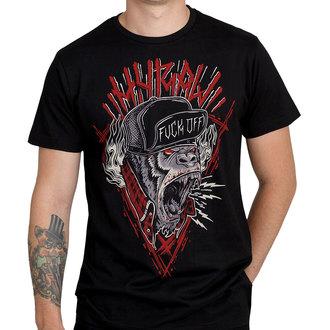 t-shirt hardcore uomo - HARDCORE MONKEY - HYRAW, HYRAW