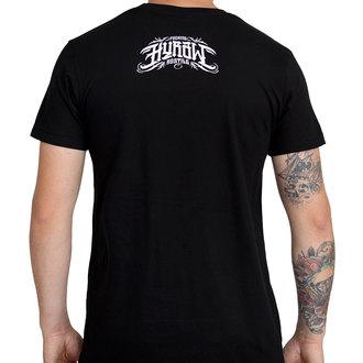 t-shirt hardcore uomo - MAD KING - HYRAW, HYRAW