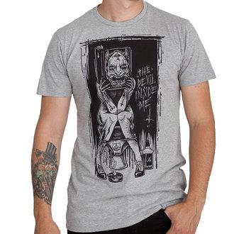 t-shirt hardcore uomo - MISS STRANGE - HYRAW, HYRAW