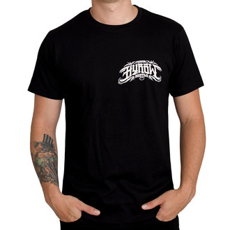 t-shirt hardcore uomo - NOT YOUR SLAVE - HYRAW, HYRAW