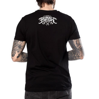 t-shirt hardcore uomo - SUICIDAL NOIR - HYRAW, HYRAW