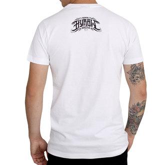 t-shirt hardcore uomo - WHITE CHURCH - HYRAW, HYRAW