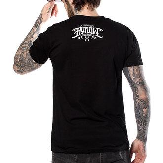 t-shirt hardcore uomo - ZOMBIE BRIGADE - HYRAW, HYRAW