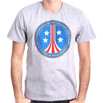 t-shirt film uomo Alien - Vetřelec - US MARINE COLONIAL CORPS - LEGEND, LEGEND, Alien - Vetřelec