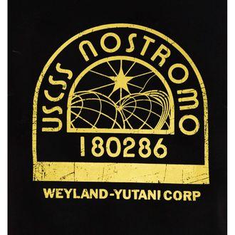 t-shirt film uomo Alien - Vetřelec - USCSS S04 - LEGEND, LEGEND, Alien - Vetřelec
