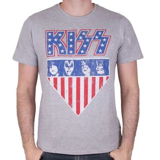 t-shirt metal uomo Kiss - AMERICAN STYLE - LEGEND, LEGEND, Kiss