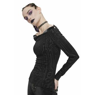 Maglietta da donna a maniche lunghe DEVIL FASHION, DEVIL FASHION