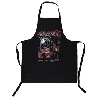 Grembiule Aerosmith - Train kept a going Apron - LOW FREQUENCY, LOW FREQUENCY, Aerosmith