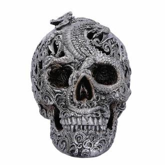 Decorazione Cranial Drakos - (Argento), NNM