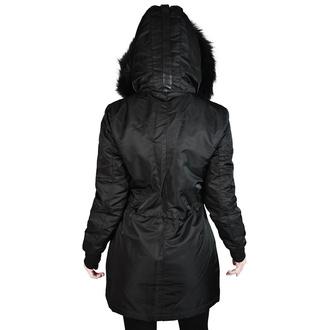 Giacca da donna invernale KILLSTAR - Unholy Trip Parka, KILLSTAR