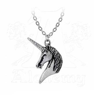 Pendente Collare ALCHEMY GOTHIC - Unicorn, ALCHEMY GOTHIC
