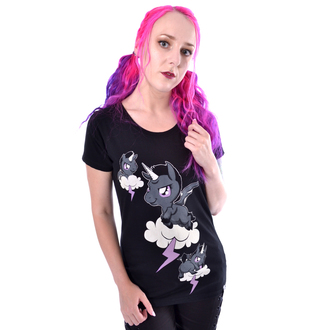 t-shirt donna - UNICORN CLOUD - CUPCAKE CULT, CUPCAKE CULT