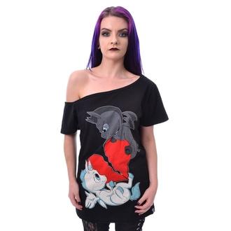T-Shirt donna - UNICORN HEART FIGHT - CUPCAKE CULT, CUPCAKE CULT