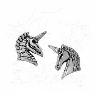 Orecchini ALCHEMY GOTHIC - Unicorn Ear Studs, ALCHEMY GOTHIC
