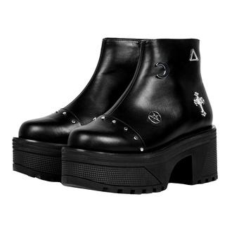 scarpe con cuneo donna - DISTURBIA, DISTURBIA