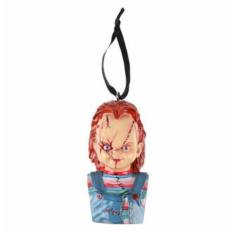 Decorazione (busto) CHUCKY - ORNAMENT - Bride of Chucky, Chucky