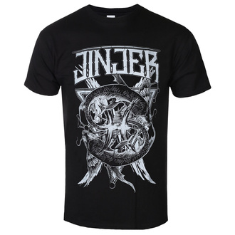 t-shirt metal uomo Jinjer - Pisces - NAPALM RECORDS, NAPALM RECORDS, Jinjer