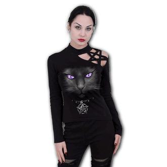 t-shirt donna - BLACK CAT - SPIRAL, SPIRAL