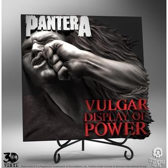 Quadro (3D vinile) Pantera - KNUCKLEBONZ, KNUCKLEBONZ, Pantera