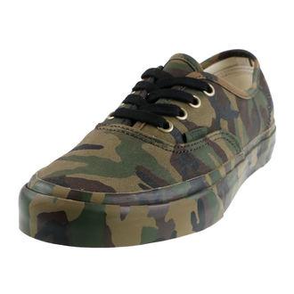 scarpe da ginnastica basse uomo - AUTHENTIC (MONO PRINT) - VANS, VANS