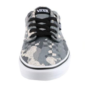 scarpe da ginnastica basse uomo - ATWOOD (F17 CAMO) G - VANS, VANS