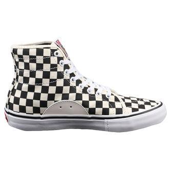 scarpe da ginnastica alte uomo - MN AV CLASSIC HIGH P (ChckrBrd) - VANS