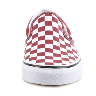 scarpe da ginnastica basse donna - UA CLASSIC SLIP-ON (CHECKERBOA) - VANS, VANS
