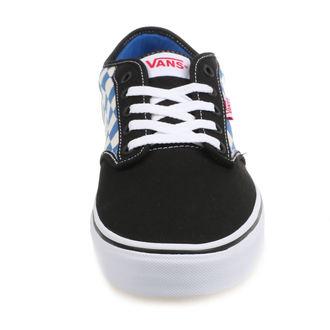 scarpe da ginnastica basse uomo - MN ATWOOD (CHECKERBOAR) - VANS, VANS
