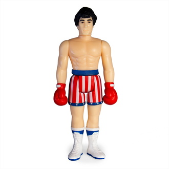 Action Figure Rocky - 4 ReAction, NNM, Rocky