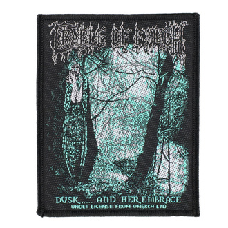 toppa Cradle Of Filth - Dusk And Her Embrace - RAZAMATAZ, RAZAMATAZ, Cradle of Filth