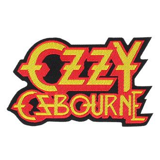toppa Ozzy Osboume - Logo Cut-Out - RAZAMATAZ, RAZAMATAZ, Ozzy Osbourne